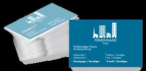 Visitenkarten Immobilien Visitenkarten